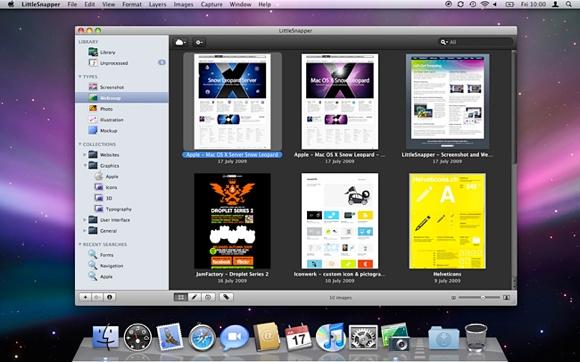 littlesnapper LittleSnapper in offerta a 3,99€ su Mac App Store