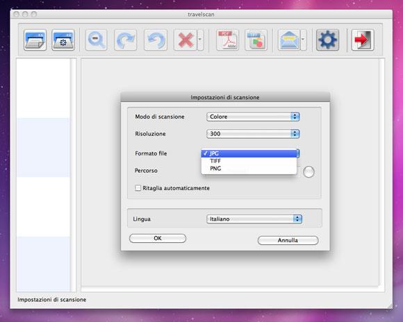 033 TravelScan: lo strumento ideale per digitalizzare immagini e documenti ovunque vi troviate