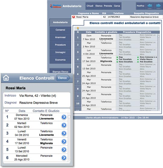 docoffice iphone ipad Il software per i medici DoctorOffice ora è anche per iPad e iPhone