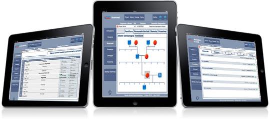 docoffice01 Il software per i medici DoctorOffice ora è anche per iPad e iPhone
