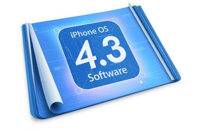 %name iOS 4.3 probabilmente uscirà il 14 febbraio