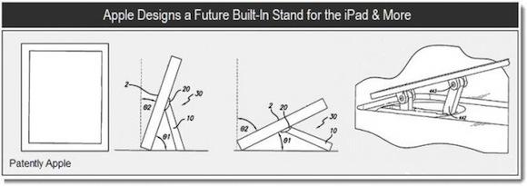 ipad1 Le prossime generazioni di iPad potrebbero essere dotate di un cavalletto