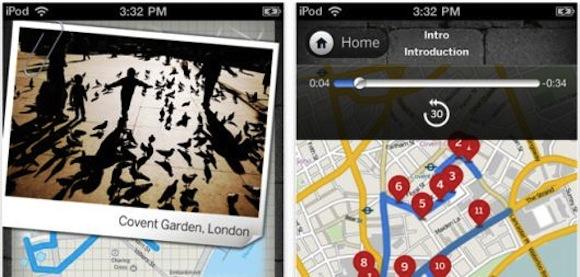 lonelyplanetwalkingtours Lonely Planet: nuovo aggiornamento per le città di Londra con guida vocale