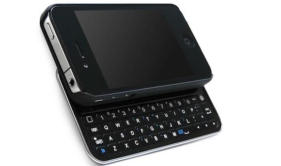 tastiera Apple starebbe testando ben 3 modelli di iPhone 5: uno di essi con tastiera scorrevole