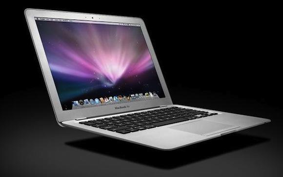macbook air Secondo gli analisti, Apple ha venduto più di un milione di MacBook Air nel 2010