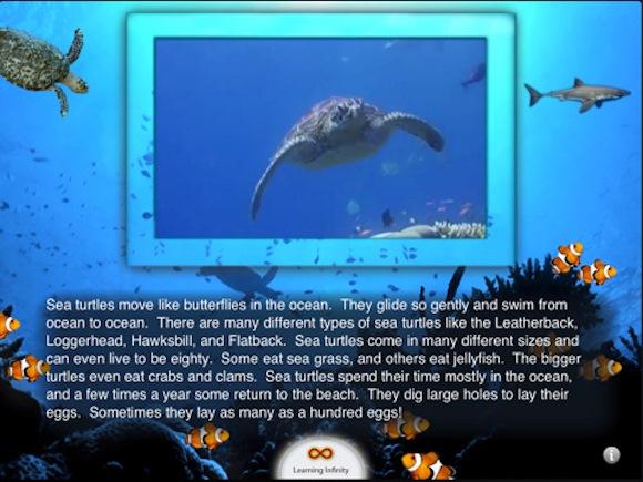 425904157xscreen2 The Deep Blue Kingdom per iPad: unavventura sotto i mari per i più piccoli