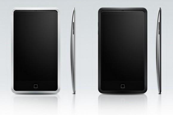 iPhone 5 2 Concept e1304179252530 580x386 iPhone 5: modello Pro e modello Standard?