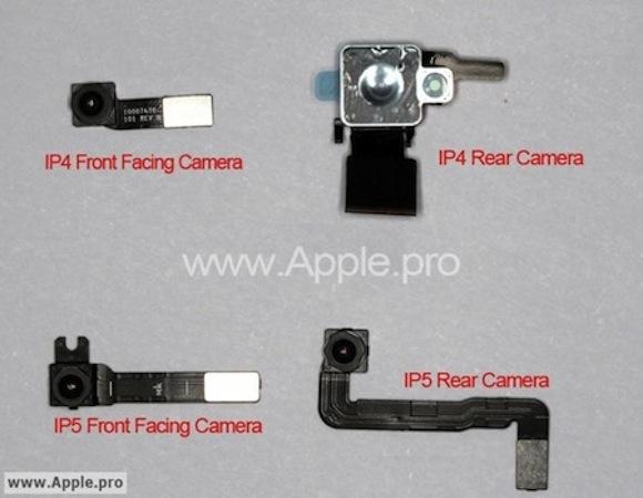 %name iPhone 5, alcune parti sembrerebbero confermare la posizione separata di fotocamera e flash
