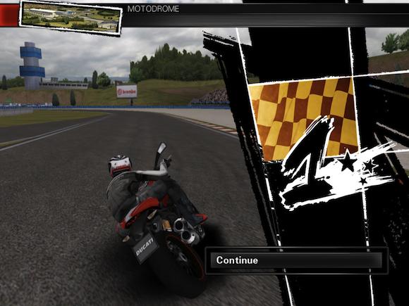 Ducati1 Ducati Challenge per iPhone e iPad. Pilota la tua Ducati