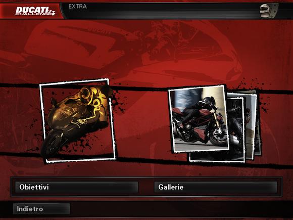 Ducati2 Ducati Challenge per iPhone e iPad. Pilota la tua Ducati