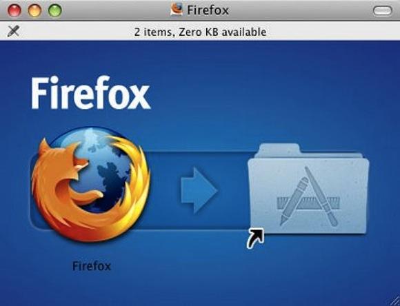 mac firefox 3 install 3 Mac OS X, guide base: come si installano i programmi su Mac