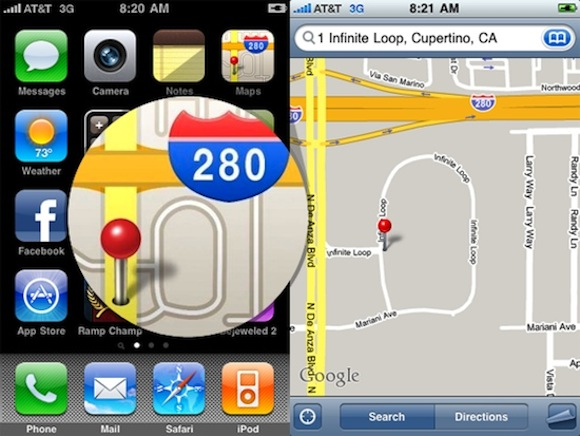 maps1 L'EU investiga sulla localizzazione dei dispositivi iOS ed Android