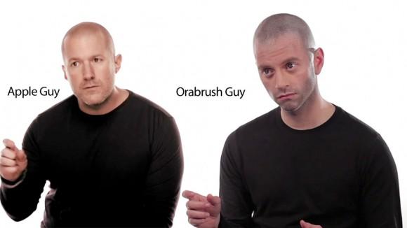 orabrush1 La parodia Orabrush sullo spot iPad 2 vince la sfida Youtube