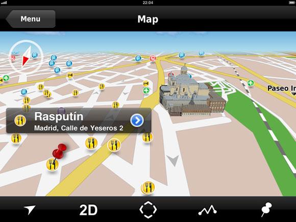 Dynavix screen 24 Tra pochissimi giorni pubblicheremo 5 codici per un fantastico navigatore per iPhone sul nostro Facebook