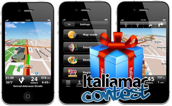 Dynavix In arrivo il contest per vincere il Navigatore stradale GPS Dynavix per iPhone