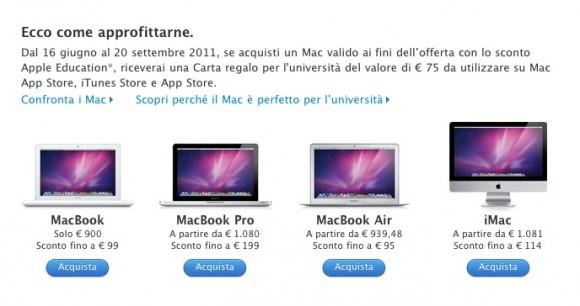 Schermata 2011 06 16 a 11.37.17 580x306 Back To School: acquista un Mac e riceverai una Carta Regalo da 75€ per il Mac App Store