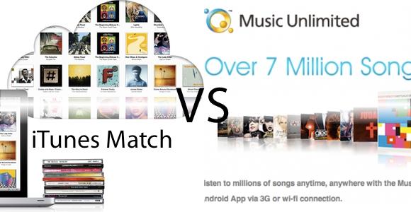 itunes match music unlimited iTunes Match. Molti concorrenti si fanno sotto.