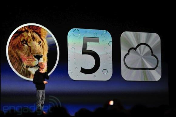 stevejobswwdc2011liveblogkeynote03501 WWDC: Mac OS X Lion, 250 nuove caratteristiche