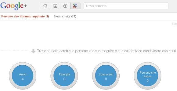 Google+ Cerchie 580x298 Google+ anche su iPhone e iPad
