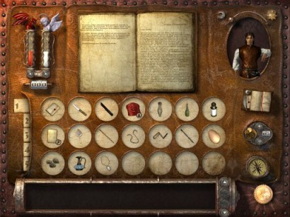 IMG 0065 Secrets of Da Vinci: Il Manoscritto Proibito, gioco per iPad