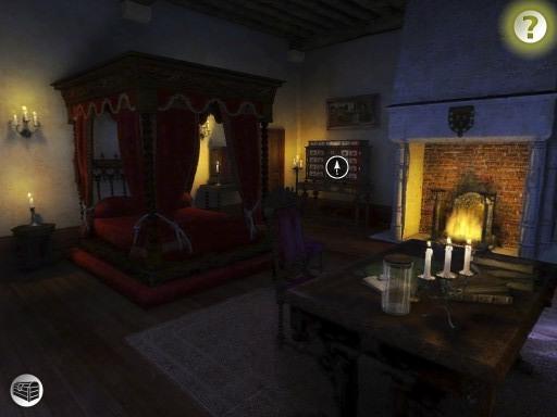 IMG 0068 Secrets of Da Vinci: Il Manoscritto Proibito, gioco per iPad