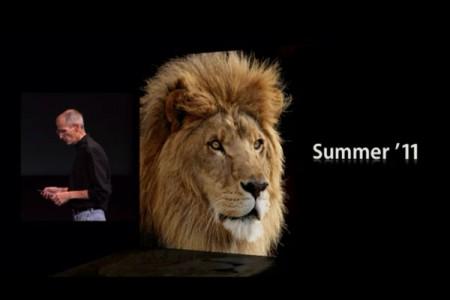 Mac OS X 10.7 Lion Nuovi MacBook Air e Mac OS X Lion disponibili da Mercoledì 20 luglio?