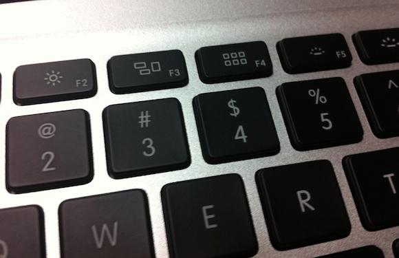 New Lion keyboard Apple aggiorna le linee dei MacBook Pro ottimizzati per OS X Lion