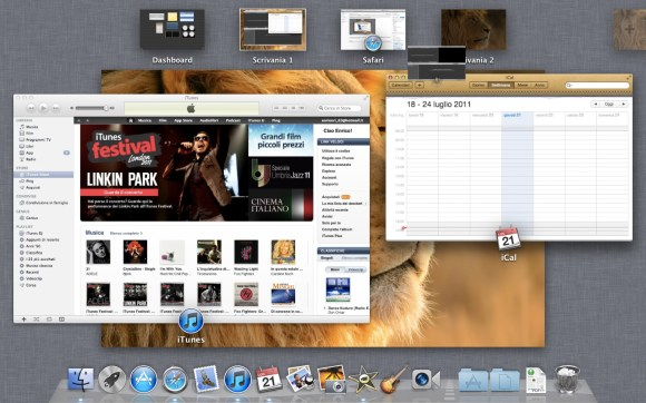 Schermata 07 2455764 alle 18.41.32 copia 580x362 Mac OS X Lion Launchpad, Mission Control e Spaces: il Mac va a lezione dalliPad!