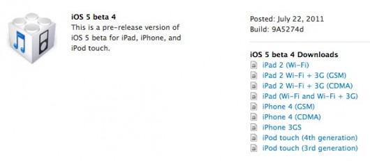 Schermata 2011 07 22 a 22.54.52 530x231 iOS 5 beta 4 e iTunes 10.5 beta 4 disponibili al download