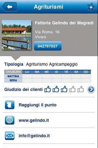 Screenshot4 Guida Pordenone Provincia Ospitale: è la nuova applicazione per iPhone