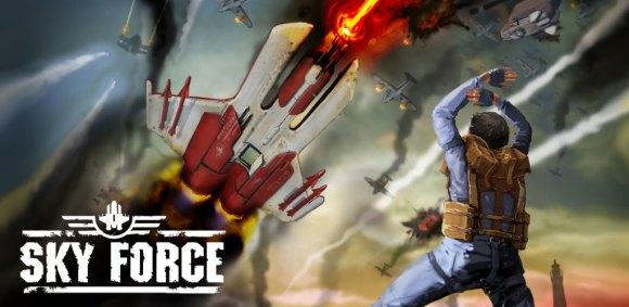 Sky force promo 580x283 Sky Force gratis per poche ore *update