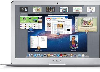 features missioncontrol screen Proviamo Mac OS X Lion: Prove tecniche di ruggito.