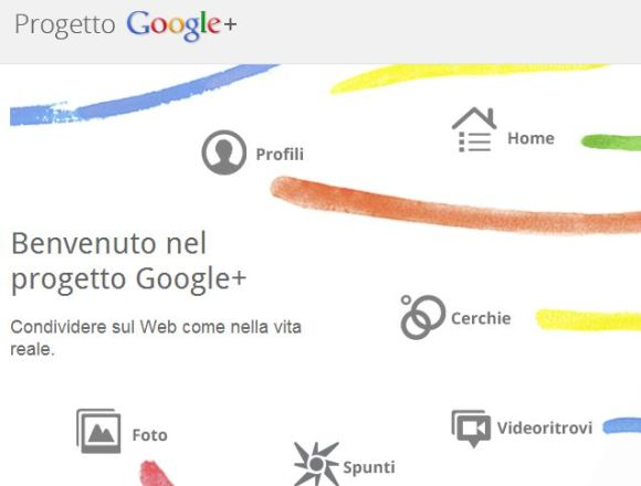 google social network 580x440 Google+ anche su iPhone e iPad