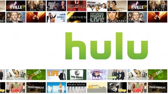 hulu NEW 580x326 Scoppia la guerra per l'acquisizione della Webtv Hulu fra Microsoft, Google, Yahoo ed Apple