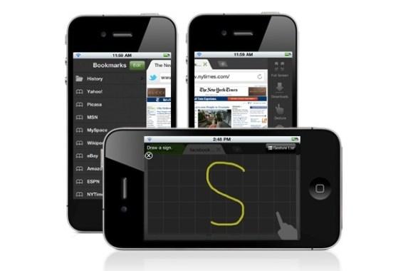 CapturFiles 17 580x380 Dolphin Browser è disponibile per iPhone