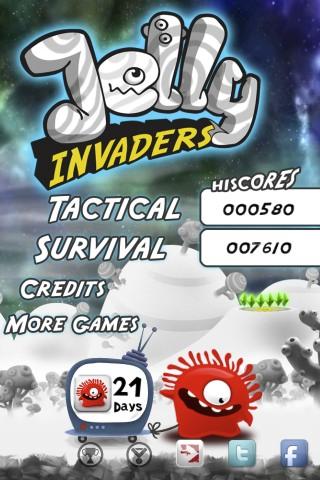 IMG 0248 Jelly Invaders per iPhone: un passatempo molto coinvolgente per iPhone