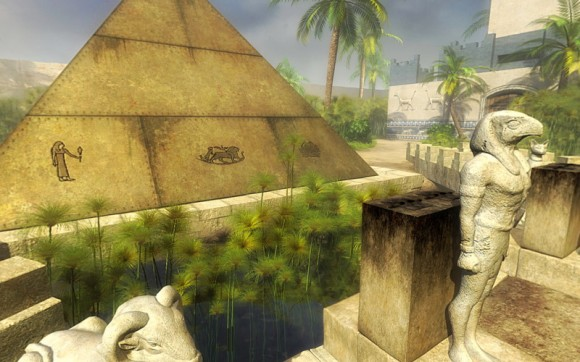 Quuens 580x362 Recensione del gioco per Mac Cleopatra: A Queens Destiny