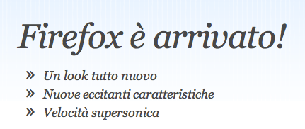 Schermata 08 2455787 alle 23.20.57 Firefox 6 disponibile al Download per Mac
