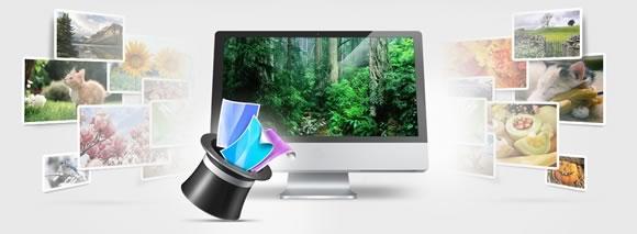 WW Recensione: Wallpaper Wizard un cappello magico per gli sfondi sul nostro Mac