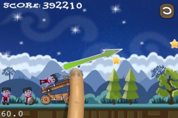 ZIF0032 580x386 Recensione del gioco Zombies In Flight! per iPhone