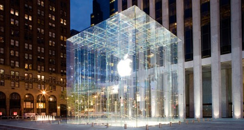 apple store nyc iphone line 500x266 Forbes: Apple è la quinta società più innovativa