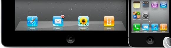 iPad iPhone 580x163 iPhone 4s e 5 in commercio da Venerdì 7 Ottobre, iPad retina display a partire dalla prossima primavera?