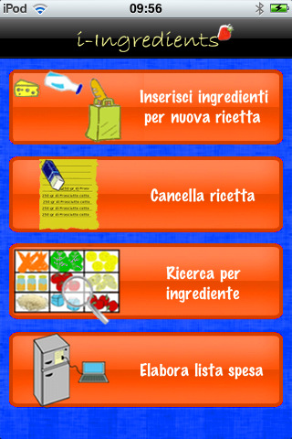 ing002 Recensione di i Ingredients per iPhone e iPod touch