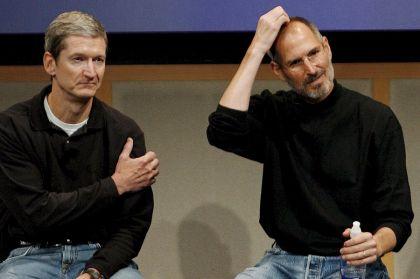 steve jobs tim cook Steve Jobs si è dimesso, cosa cambia? Praticamente nulla, o quasi