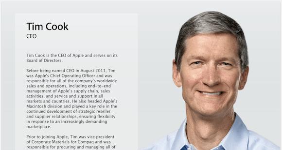 tim cook ceo apple Tim Cook scrive ai dipendenti e Steve Jobs continua a lavorare.