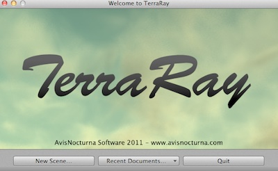 titolo Recensione TerraRay per Mac, render fotografici per tutti