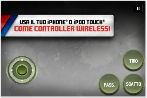 CapturFiles20 Trasforma iPhone o iPod Touch in un controller con EASPORT GAMEPAD