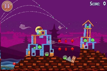 CapturFiles 3 Angry Birds Seasons si aggiorna alla versione 1.6.0