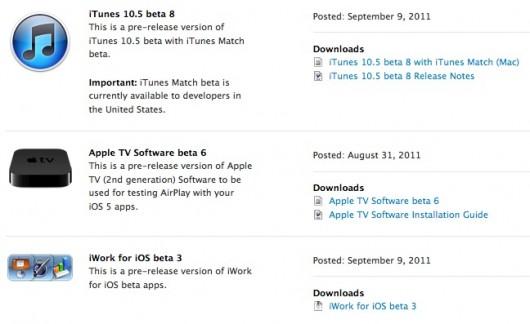 Schermata 2011 09 09 a 21.43.45 530x324 Apple rilascia iTunes 10.5 beta 8 e iWork beta 3 per iOS
