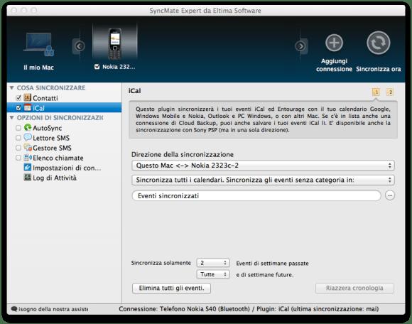 SyncMate Expert 4 580x456 Sincronizza i tuoi dati su più dispositivi con SyncMate 3